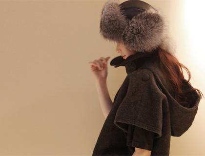 YoeWooYa fur hat