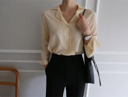 More silk blouse (50% sale)