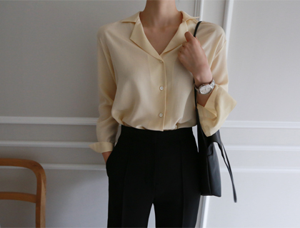 More silk blouse (50% sale)
