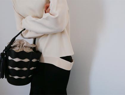 Cutoff knit (50% sale)
