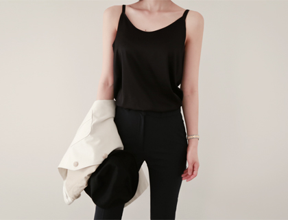Beyond silk sleeveless (50% sale)