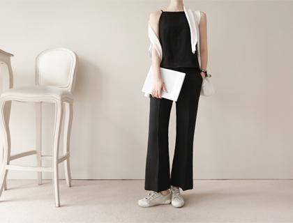 City linen slacks (50% sale)