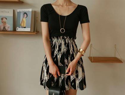 Top-N skirt