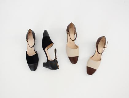 Marion strap shoes ♩