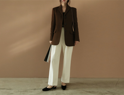Melly wool pants