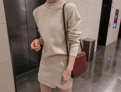 Kine round knit