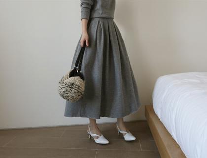 Bokashi skirt