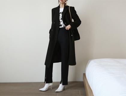 Mac double coat