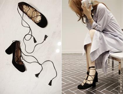 15556 tassel heel ♩