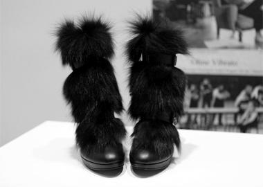 Marc fur boots ♩