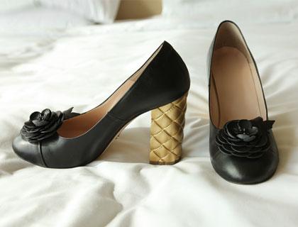 15593 corsage heel ♩