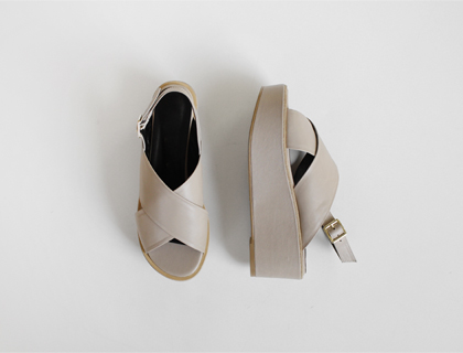 16369 platform sandal ♩