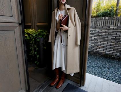 Sof alpaca coat