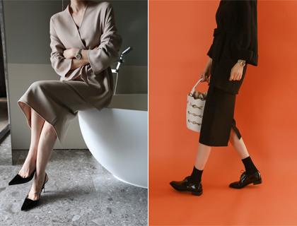 Have H-line skirt