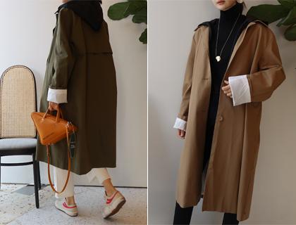 Yasang trench coat