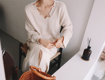Guje vintage knit