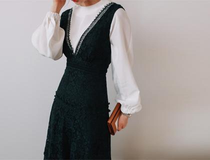 Rone volume blouse