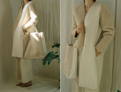 Modern-fur coat