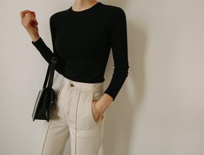 Basis wholegar knit