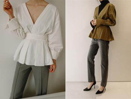 Closet blouse