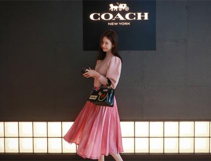 Mirror pleats skirt