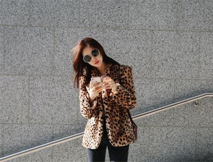 Hopi fur jacket