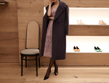 Zegna long coat