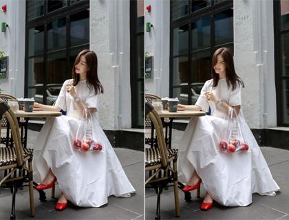 Lena combi dress