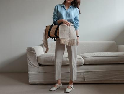 Third step blouse