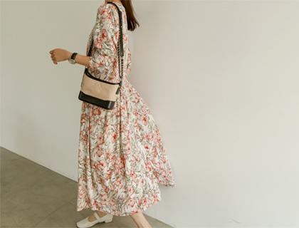 Bloom flower dress