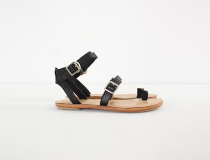 17468 strap sandal ♩
