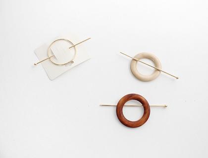 Ring hairpin