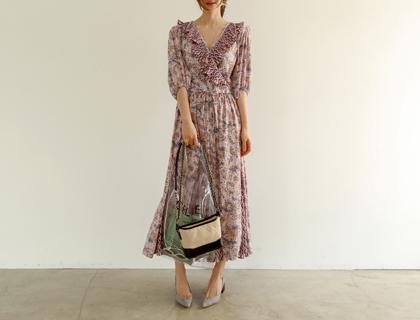 Floria long dress