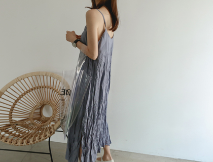 Lucy wrinkle dress