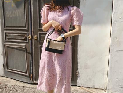 Zenie lace dress