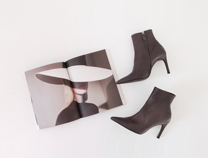 Chic ankle boots ♩