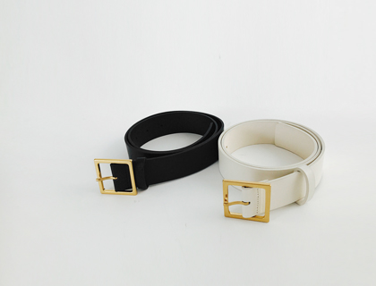 Rie square belt
