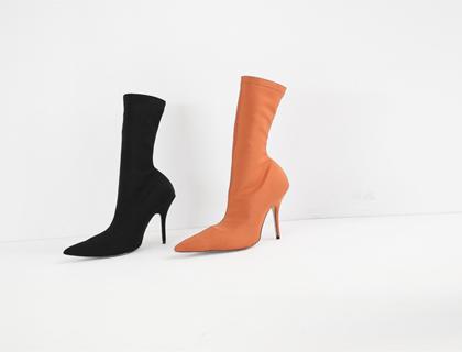 17677 sock Boots ♩