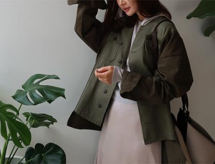 Twoblock yasang jacket