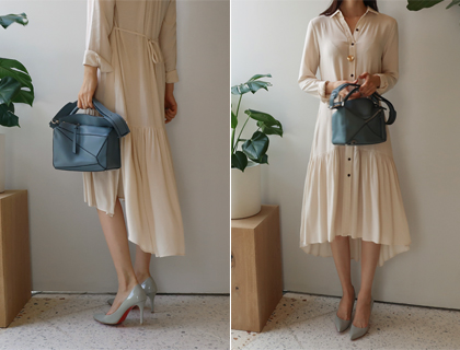 Sild long dress