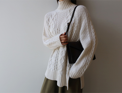 Ban-turtle knit