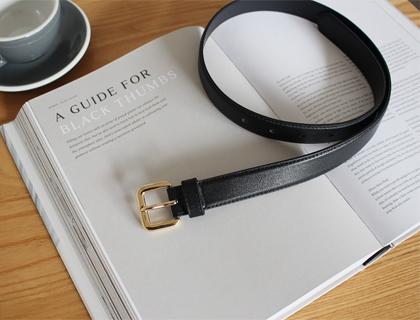 Dean leather belt