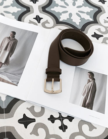 Brownie belt