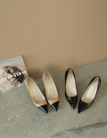 Combi stiletto heel ♩