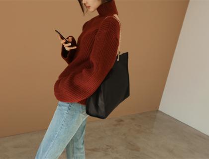 Choker-pola knit