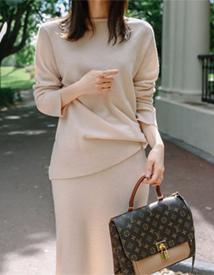 Selbia boxy knit