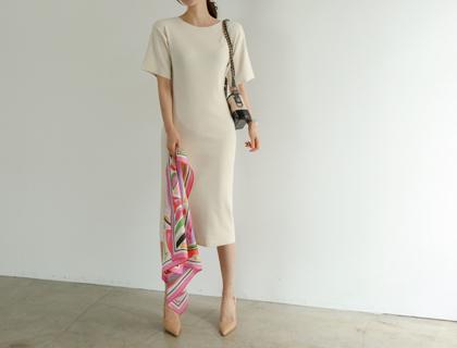 Tera knit dress