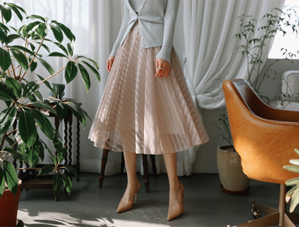 Sya-lace skirt