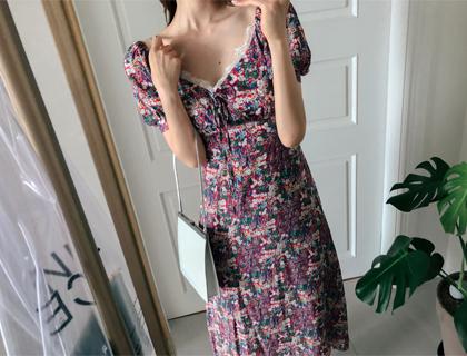 Moz flower dress