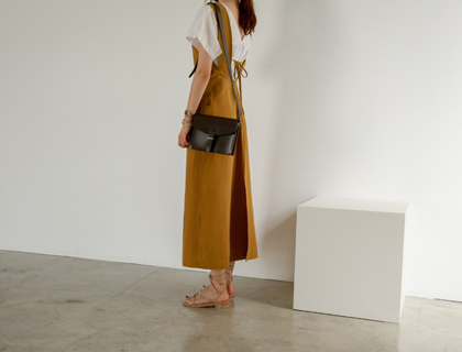 Landy suspender dress